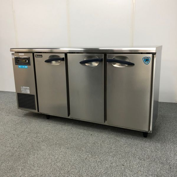大和冷機 冷蔵コールドテーブル 5741CD 2012年製