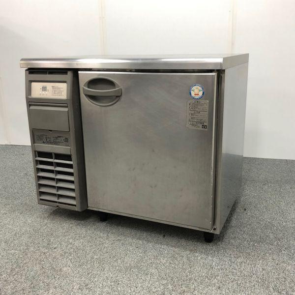 福島工業 冷蔵コールドテーブル YRC-090RM2 2014年製