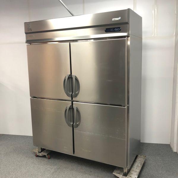 福島工業 縦型4ドア冷凍庫 ARN-154FMD 2013年製買取しました!