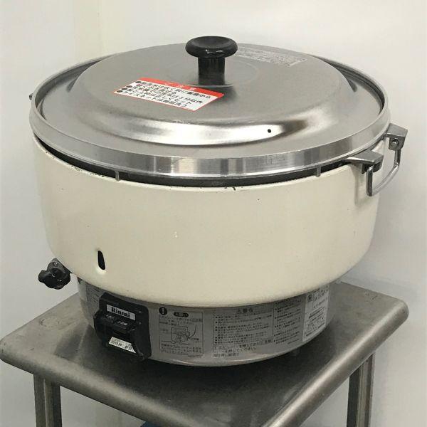 リンナイ ガス炊飯器 RR-40S1 都市ガス 2016年製
