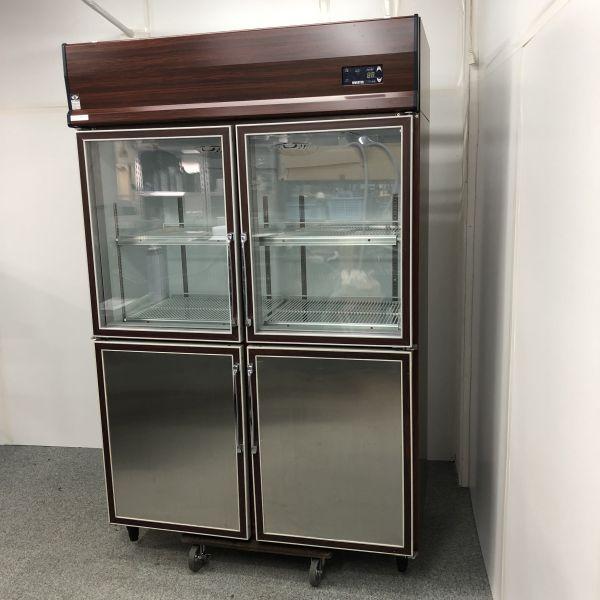 大和冷機 冷蔵リーチインショーケース 413YKDP4-EC 2017年製買取しました!