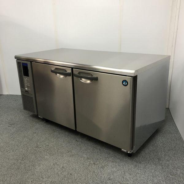 ホシザキ 冷蔵コールドテーブル RT-150SDF-ML 2012年製