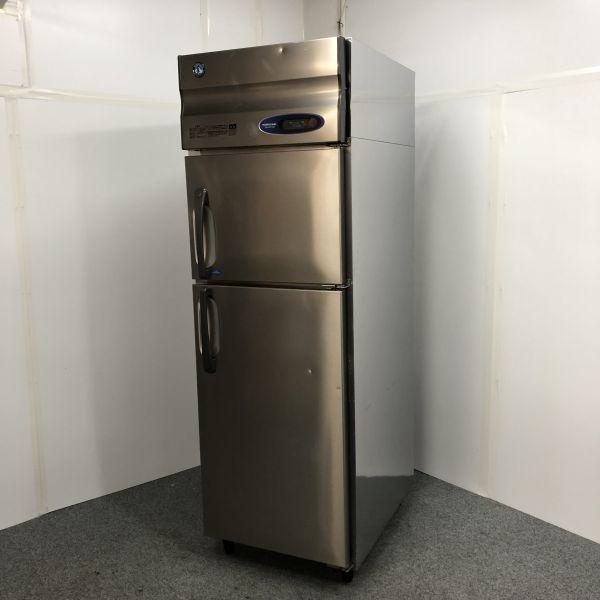 ホシザキ 縦型冷凍冷蔵庫 HRF-63Z 2015年製買取しました!