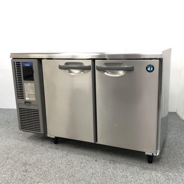 ホシザキ 冷蔵コールドテーブル RT-120SNF-E-ML 2018年製