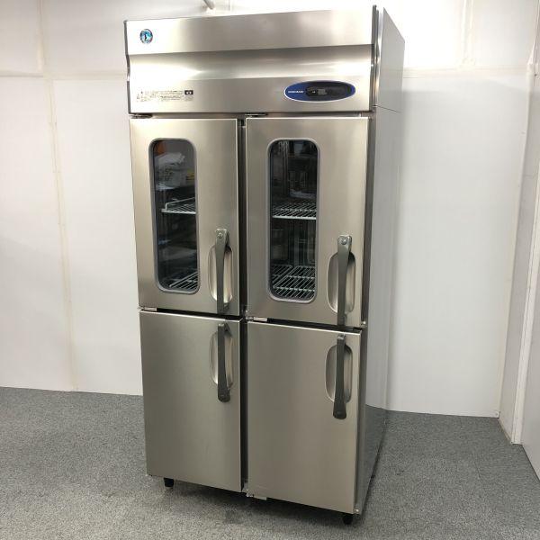 ホシザキ 縦型冷蔵庫 HR-90CZ-4G4G 2011年製買取しました!