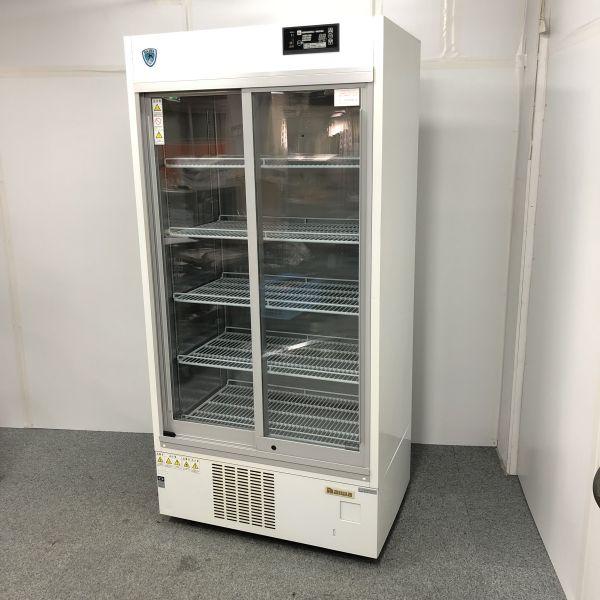 大和冷機 リーチイン冷蔵ショーケース DC-ME50A-EC 2012年製買取しました!