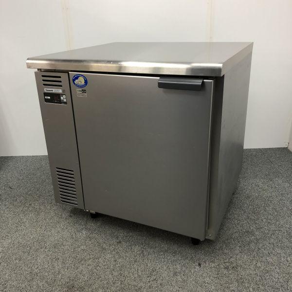 パナソニック 冷蔵コールドテーブル SUR-UT871LA 2018年製買取しました!