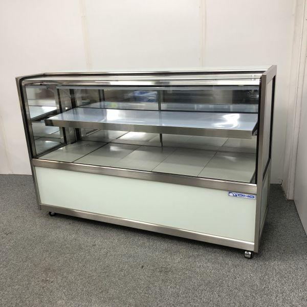 大穂製作所 対面クローズショーケース OHGU-SRAa-1500B買取しました!