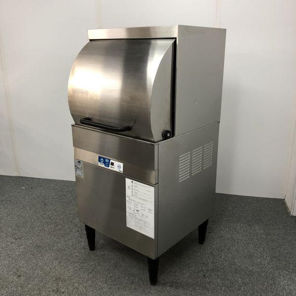 大和冷機 食器洗浄機・小型ドアタイプ DDW-HE6(03-F60) 2014年製