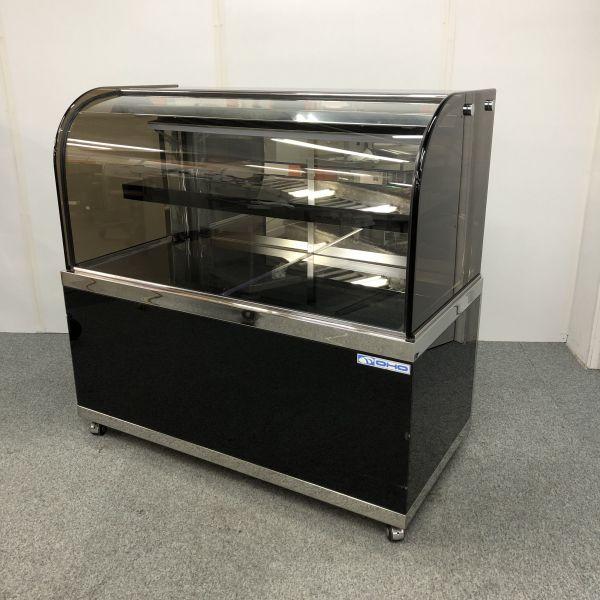 大穂製作所 対面冷蔵ショーケース OHGU-SN-1200B 2008年製