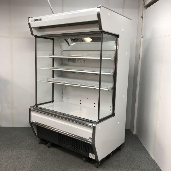 ミツビシ オープン多段冷蔵ショーケース EA-MS455BLN-FG(B) 2012年製