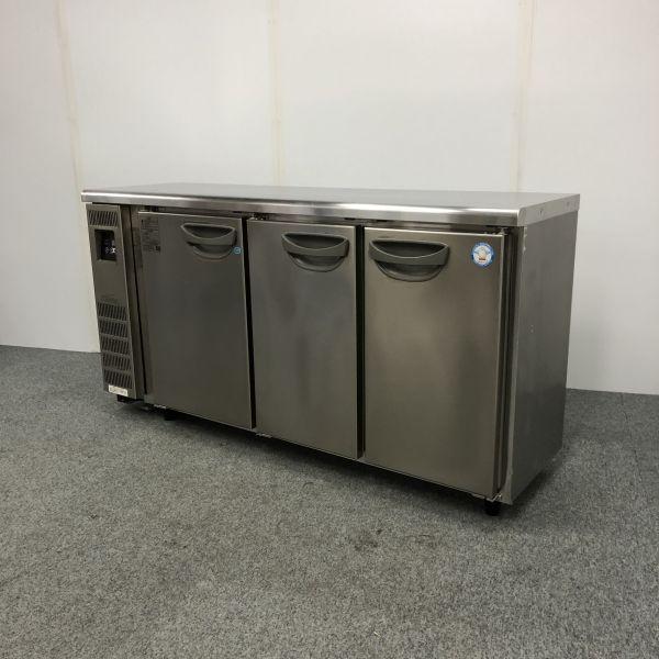 福島工業 冷凍冷蔵コールドテーブル TMU-51PE2 2017年製