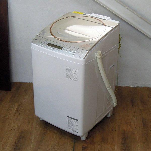TOSHIBA(東芝) 10kg洗濯乾燥機 AW-10SV3M