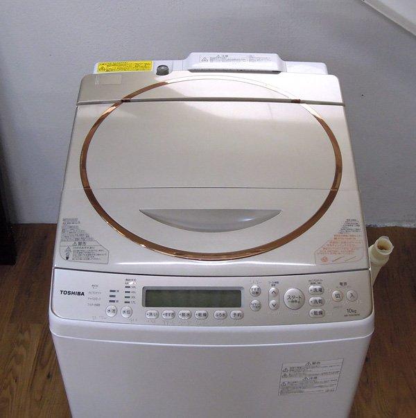 TOSHIBA(東芝)10kg洗濯乾燥機AW-10SV3M詳細画像2