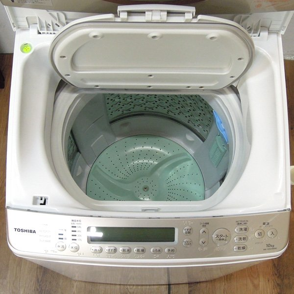TOSHIBA(東芝)10kg洗濯乾燥機AW-10SV3M詳細画像3