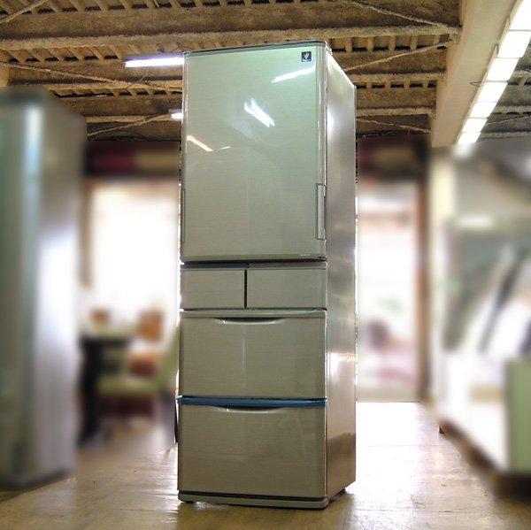 SHARP(シャープ) 5ドア冷蔵庫 SJ-PW42B-S