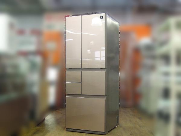 SHARP(シャープ) フレンチ6ドア冷蔵庫 SJ-GT55B-T