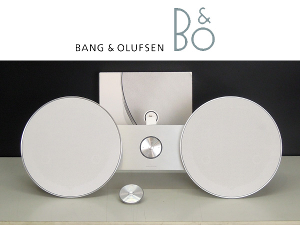 Bang & Olufsen(バング&オルフセン) ドッグ付スピーカー BeoSound8