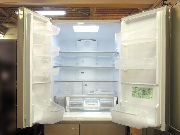 HITACHI(日立)フレンチ6ドア冷蔵庫R-XG5100G(XN)詳細画像2