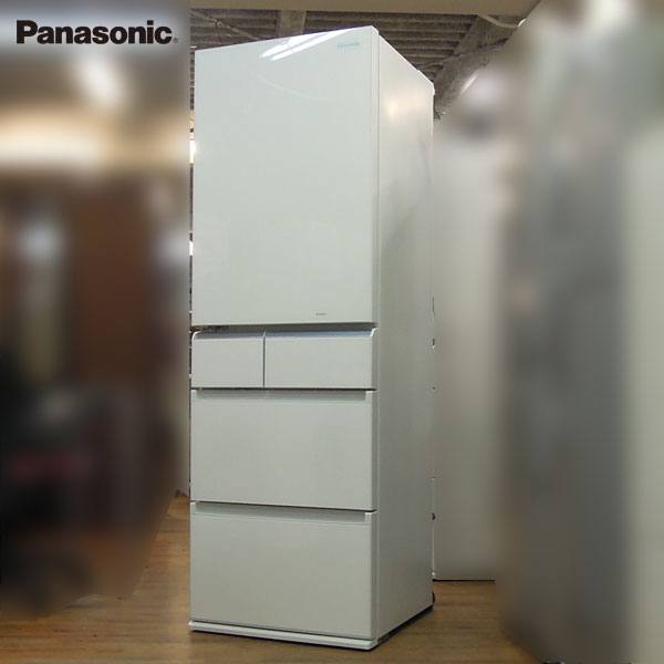 Panasonic(パナソニック) 5ドア冷蔵庫買取しました!