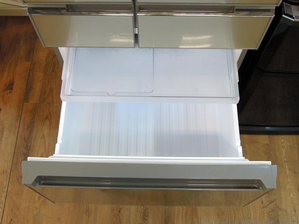 SHARP(シャープ)フレンチ6ドア冷蔵庫SJ-GS43C-N詳細画像4
