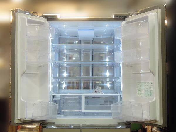 SHARP(シャープ)フレンチ6ドア冷蔵庫SJ-GS43C-N詳細画像2