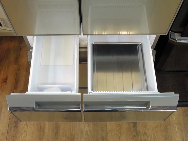 SHARP(シャープ)フレンチ6ドア冷蔵庫SJ-GS43C-N詳細画像3