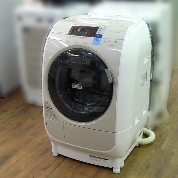 HITACHI(日立) 9�sドラム洗濯乾燥機 BD-V3600L