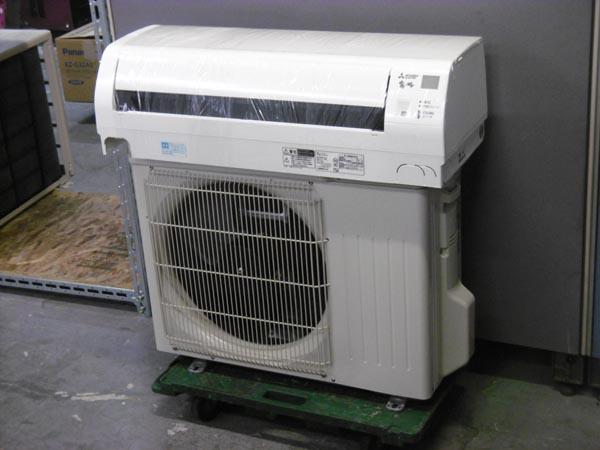 三菱 2.8kwルームエアコン MSZ-GE285-W