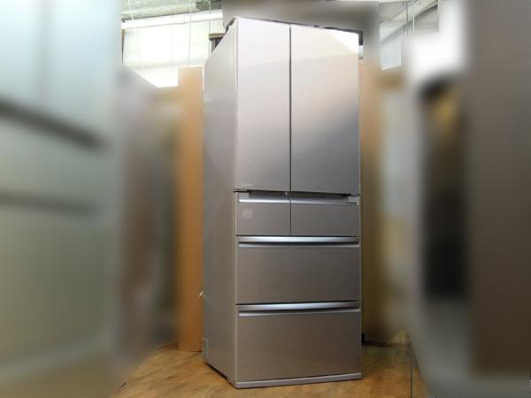 MITSUBISHI(三菱) フレンチ6ドア冷蔵庫 MR-WX61Y-P1