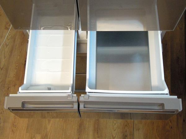 MITSUBISHI(三菱)フレンチ6ドア冷蔵庫MR-WX61Y-P1詳細画像3