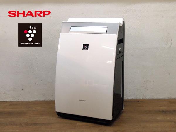 SHARP(シャープ) 加湿空気清浄機 KI-GX75-W