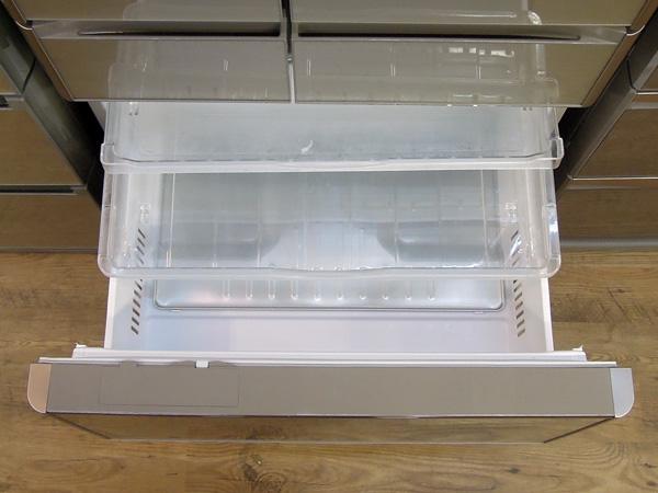HITACHI/日立フレンチ6ドア冷蔵庫R-X5200F(XN)詳細画像4