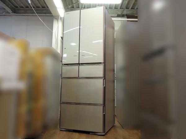 HITACHI/日立 フレンチ6ドア冷蔵庫 R-X5200F(XN)