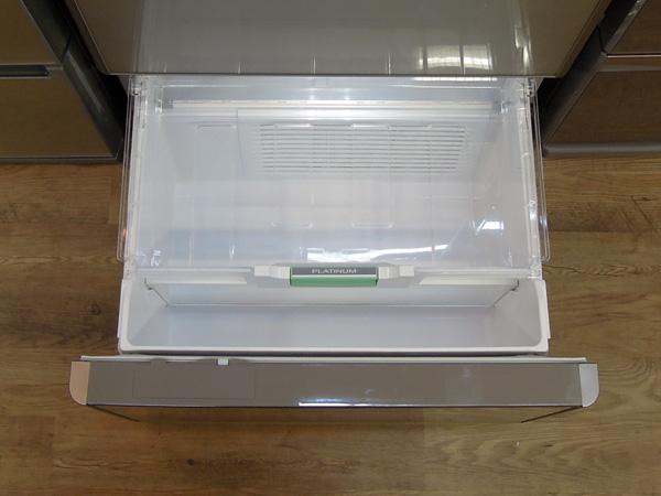 HITACHI/日立フレンチ6ドア冷蔵庫R-X5200F(XN)詳細画像5