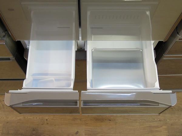 HITACHI/日立フレンチ6ドア冷蔵庫R-X5200F(XN)詳細画像3