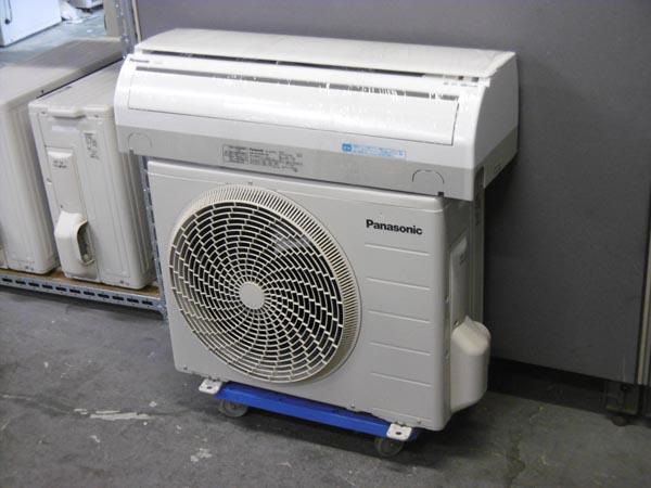 パナソニック 2.5kwルームエアコン CS-253CF-W
