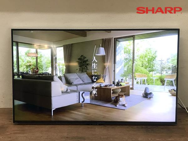 SHARP(シャープ) 52型液晶テレビ