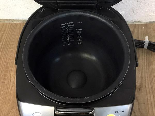 TIGER/タイガーIH炊飯器JKH-S18P詳細画像3