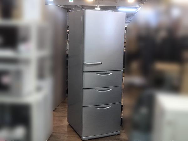 AQUA/アクア 4ドア冷蔵庫 AQR-361B(S)