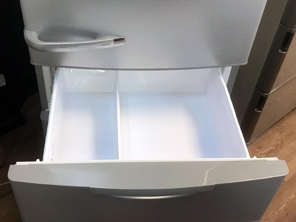 AQUA/アクア4ドア冷蔵庫AQR-361B(S)詳細画像3