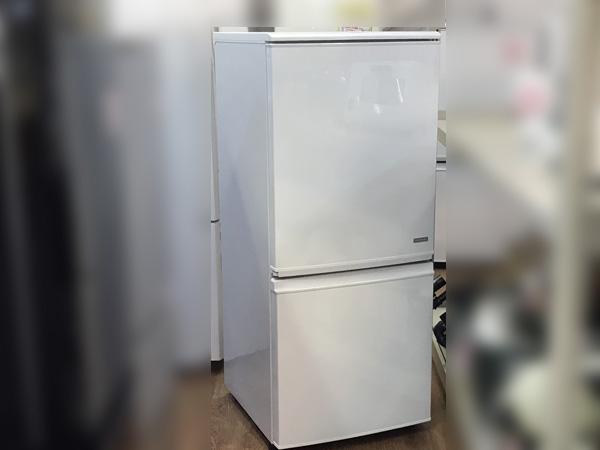 SHARP/シャープ 2ドア冷蔵庫
