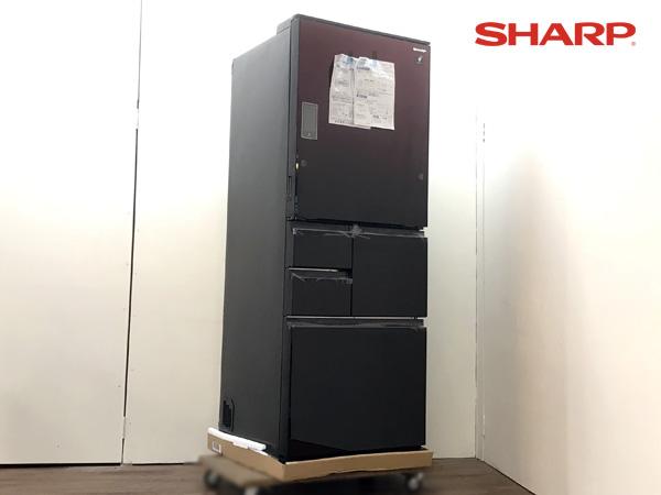 SHARP/シャープ 5ドア冷蔵庫