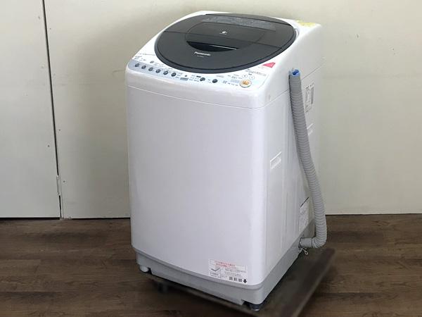 Panasonic/パナソニック 8kg/4.5kg洗濯乾燥機 NA-FR80S6