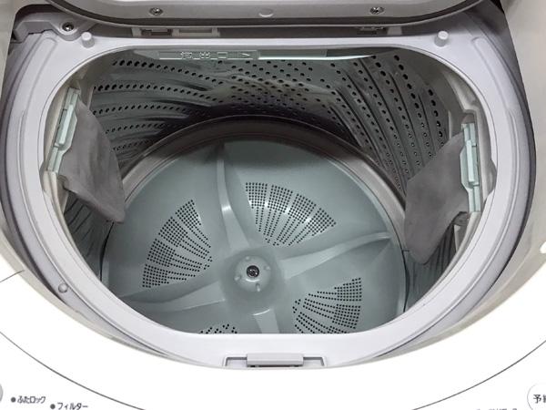 Panasonic/パナソニック8kg/4.5kg洗濯乾燥機NA-FR80S6詳細画像2