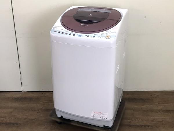 Panasonic/パナソニック 8kg/4.5kg洗濯乾燥機 NR-FR80S6