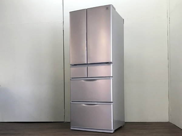 SHARP/シャープ フレンチ6ドア冷蔵庫 SJ-XF44Y-C