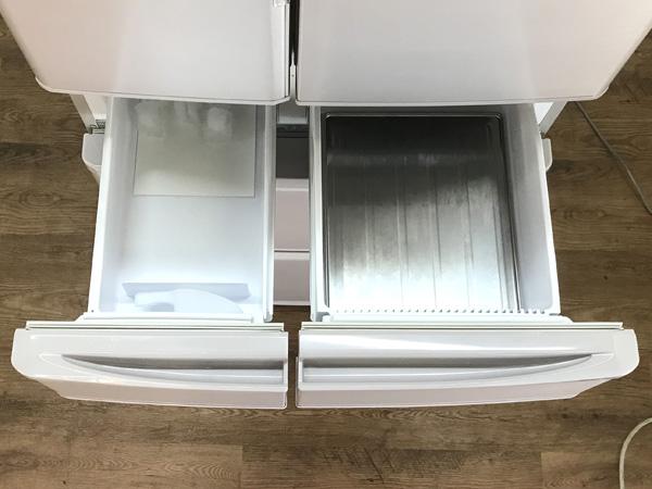 SHARP/シャープフレンチ6ドア冷蔵庫SJ-XF44Y-C詳細画像3