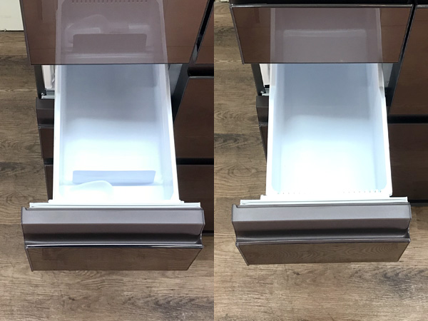 SHARP/シャープフレンチ6ドア冷蔵庫SJ-GX50D-T詳細画像4