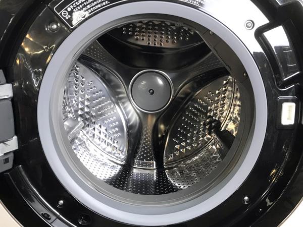 HITACHI/日立10kg/6kgドラム洗濯乾燥機BD-S8700L詳細画像2